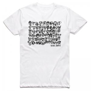 Tim Ferguson T-Shirt B&W