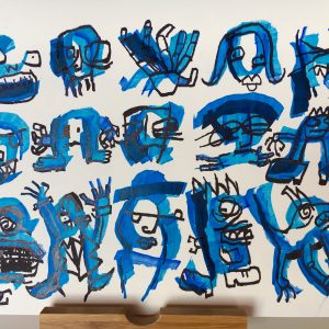 Original Artwork by Tim Ferguson (no. 21)
