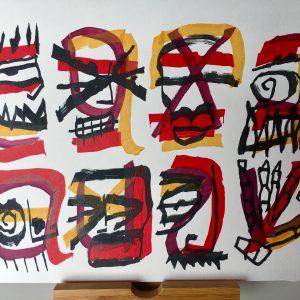 Original Artwork by Tim Ferguson (no 8)