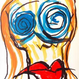 Original Artwork by Tim Ferguson (no. 31)