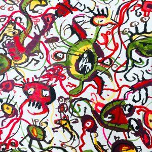 Original Artwork by Tim Ferguson (no. 35)