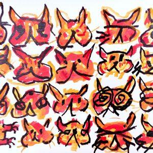 Original Artwork by Tim Ferguson (no. 36)