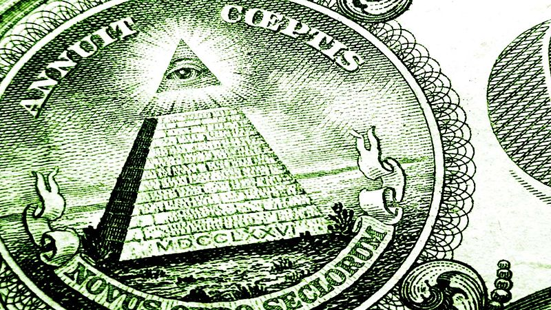 Yianni Agisilaou: How to Create Your Very Own Conspiracy Theory